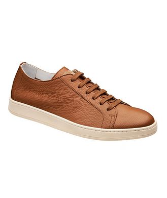 Cervo For Harry Rosen Deerskin Sneakers