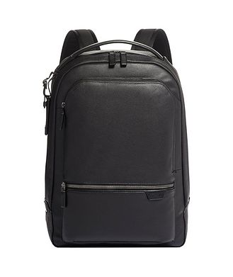Tumi Bradner Leather Backpack