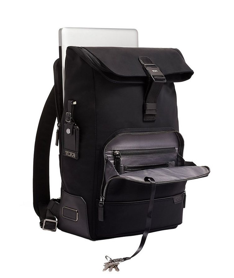 Osborn Roll Top Backpack image 2