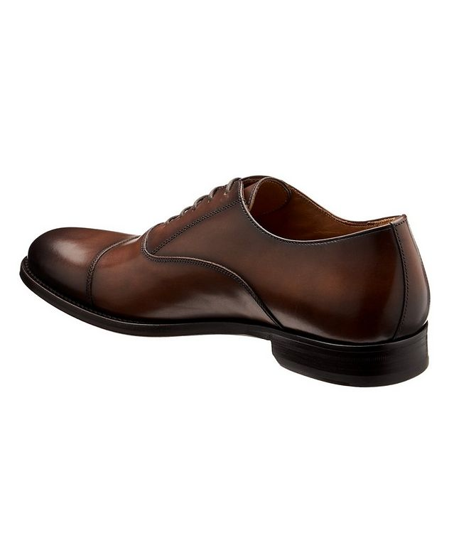 Burnished Cap-Toe Oxfords picture 2
