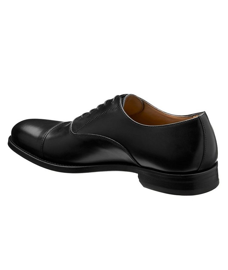 Cap-Toe Calfskin Oxfords image 1