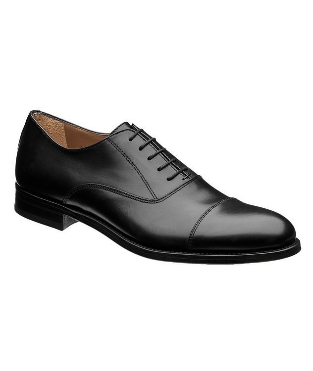 Cap-Toe Calfskin Oxfords picture 1