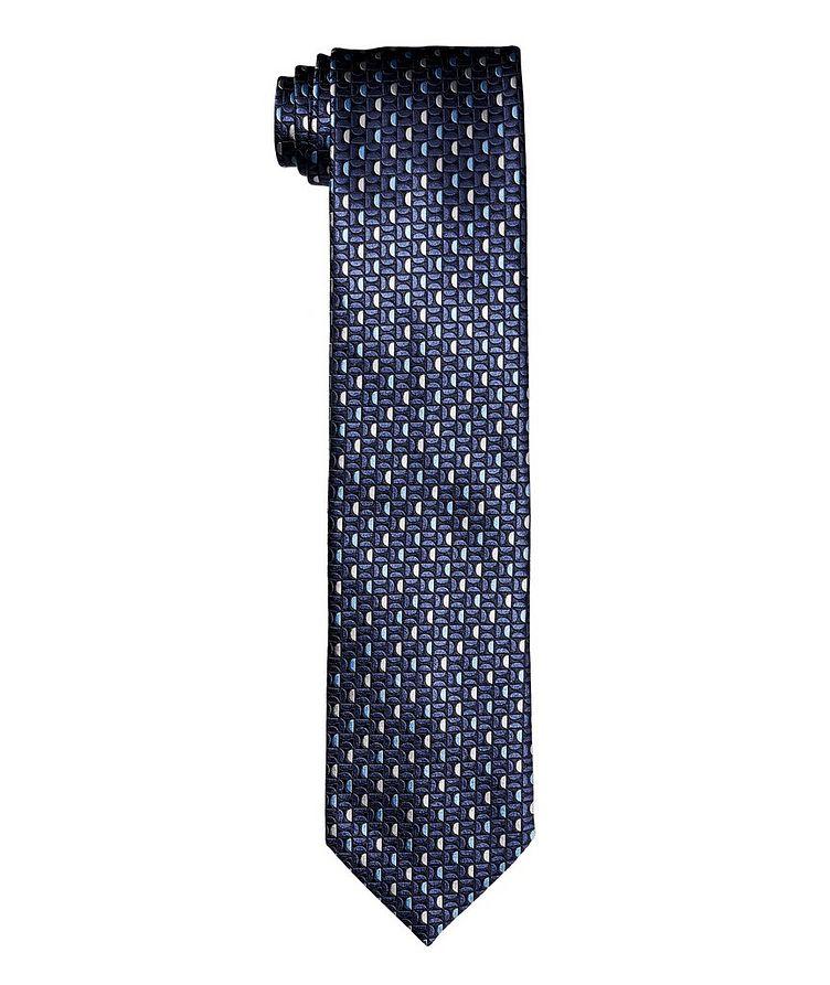 Printed Silk Tie image 0