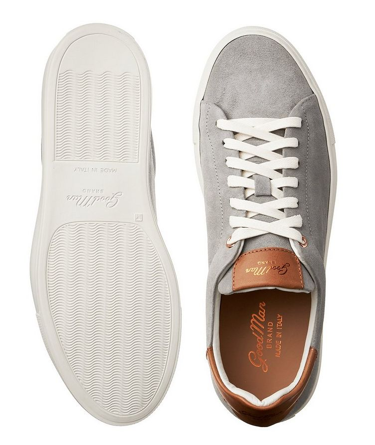 Nappa Suede Legend Sneakers image 2