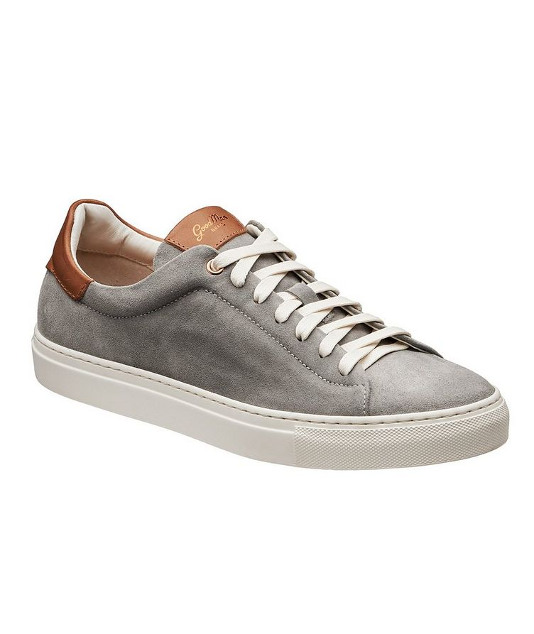 Nappa Suede Legend Sneakers image 0
