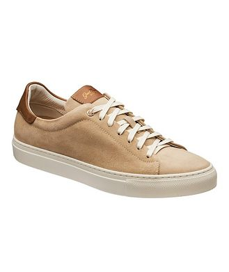 The Goodman Brand Nappa Suede Legend Sneakers