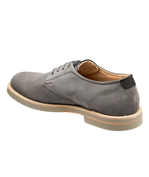 Suede Derbies picture 2