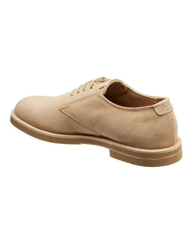 Suede Derbies image 1