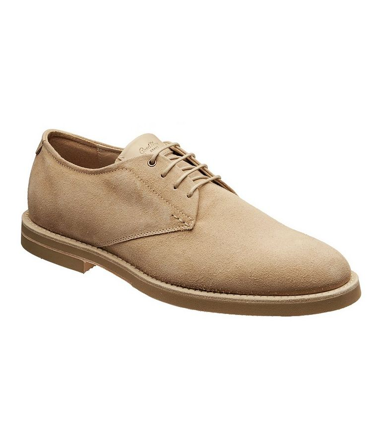 Suede Derbies image 0
