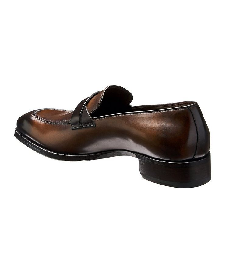Elkan Twisted-Band Loafers image 1