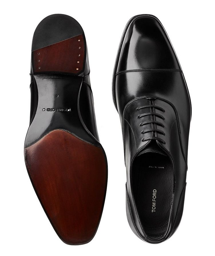 Elkan Cap-Toe Oxfords image 2
