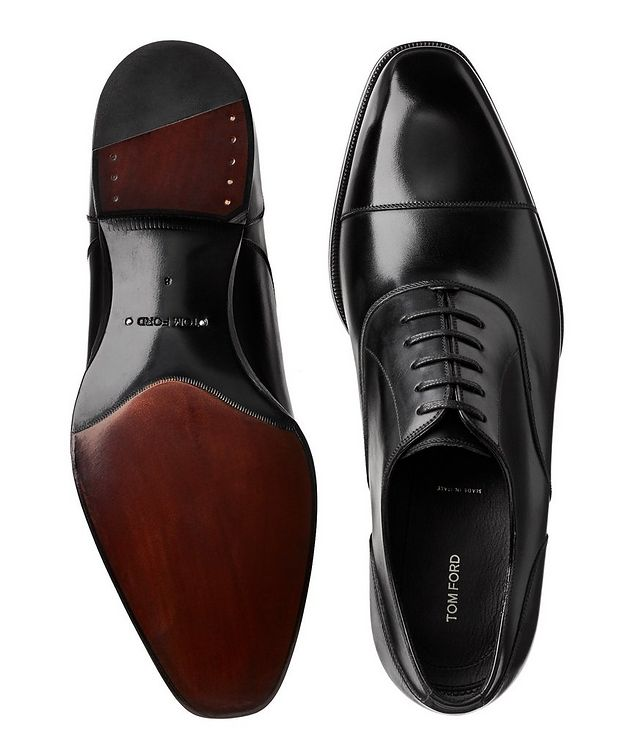 Elkan Cap-Toe Oxfords picture 3