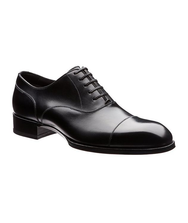 Elkan Cap-Toe Oxfords picture 1