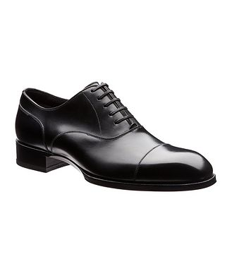 Tom Ford Elkan Cap-Toe Oxfords