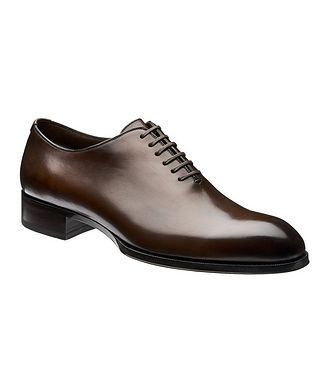 Tom Ford Elkan Whole-Cut Oxfords