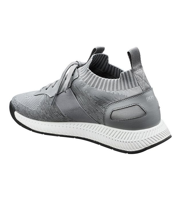 Titanium Knit Sock Sneakers picture 2