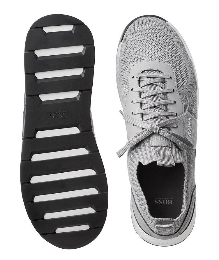 Titanium Knit Sock Sneakers image 2