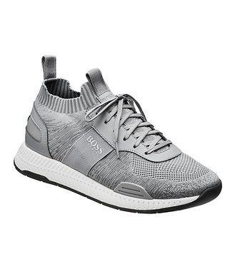BOSS Chaussure-chaussette Titanium en tricot