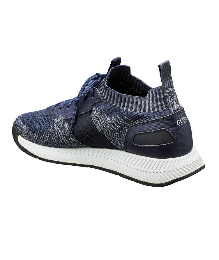 Titanium Knit Sock Sneakers image 1