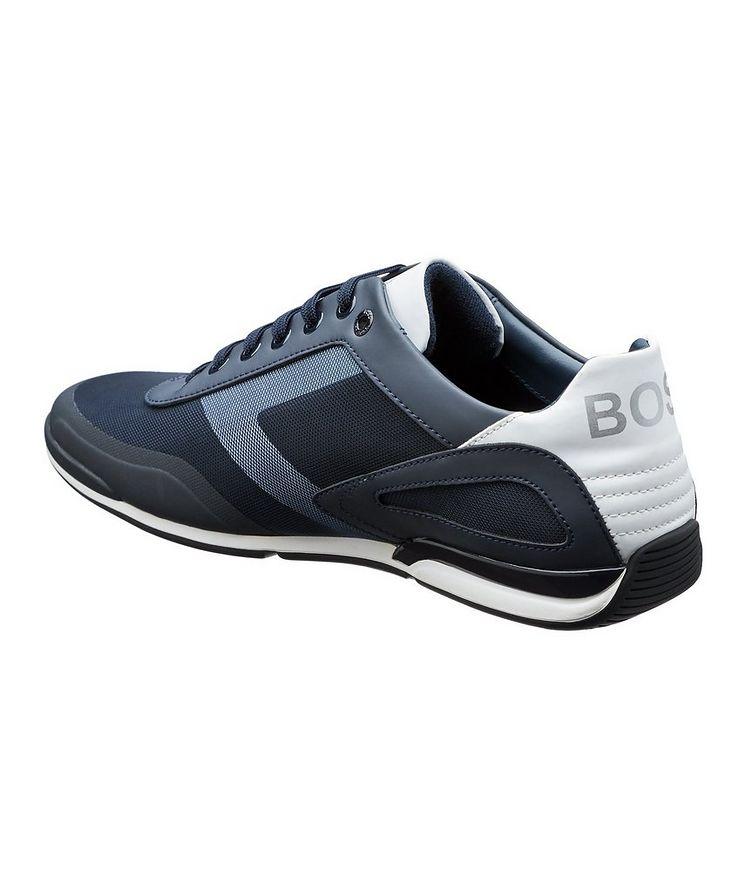 Saturn Multi-Texture Sneakers image 1