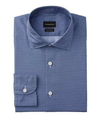 Ermenegildo Zegna Cento Quaranta Cotton Shirt