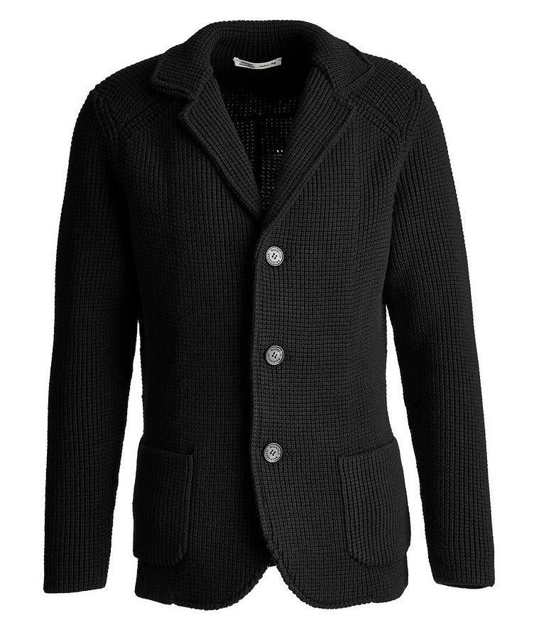 Cardigan en laine vierge image 0
