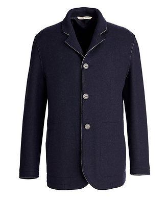 Maurizio Baldassari Virgin Wool-Cashmere Coat