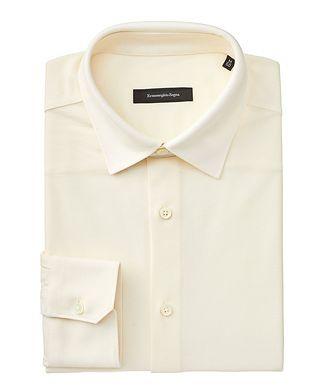 Ermenegildo Zegna Slim Fit Cotton Shirt