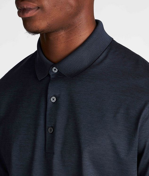 Cotton Knit Polo picture 4