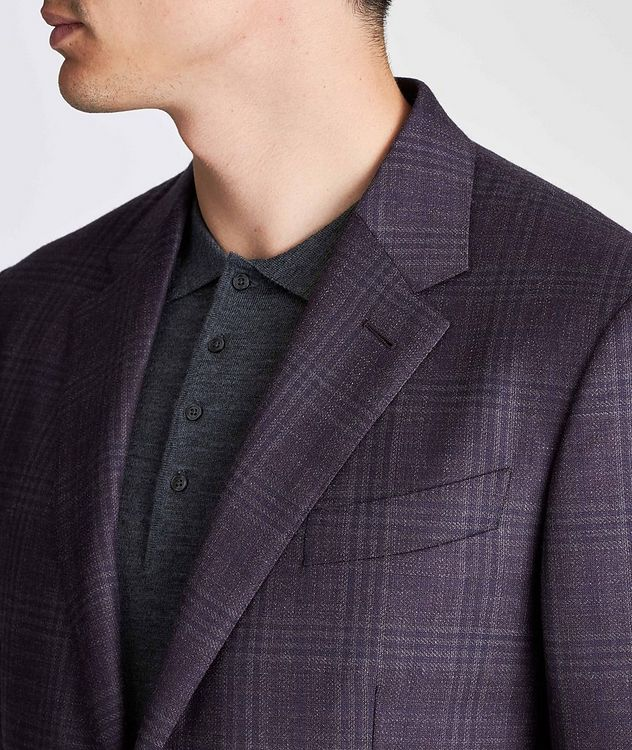 Milano Easy Checked Sports Jacket picture 4