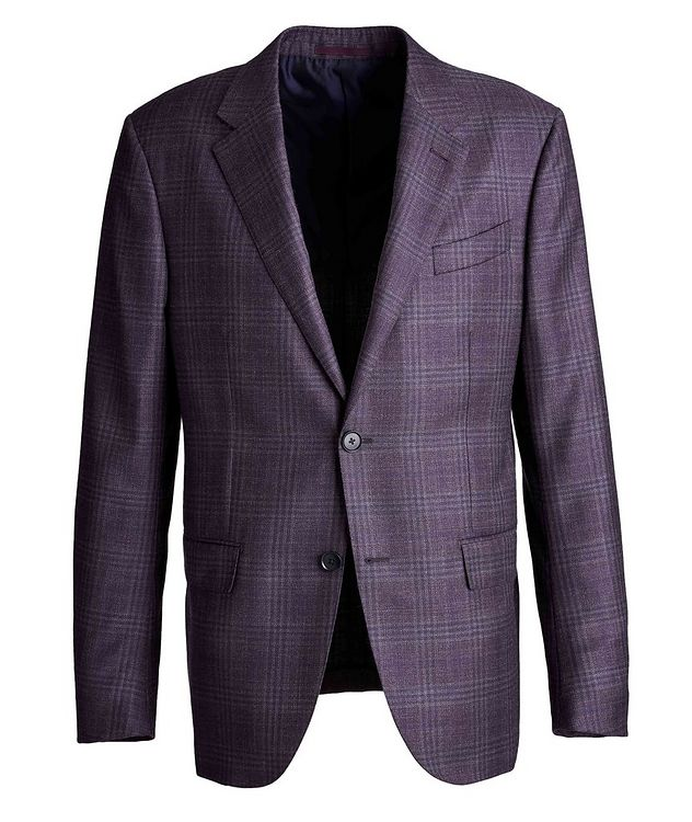 Milano Easy Checked Sports Jacket picture 1