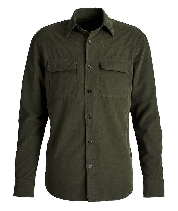 Corduroy Worker Shirt image 0