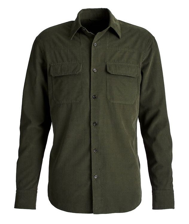 Corduroy Worker Shirt picture 1