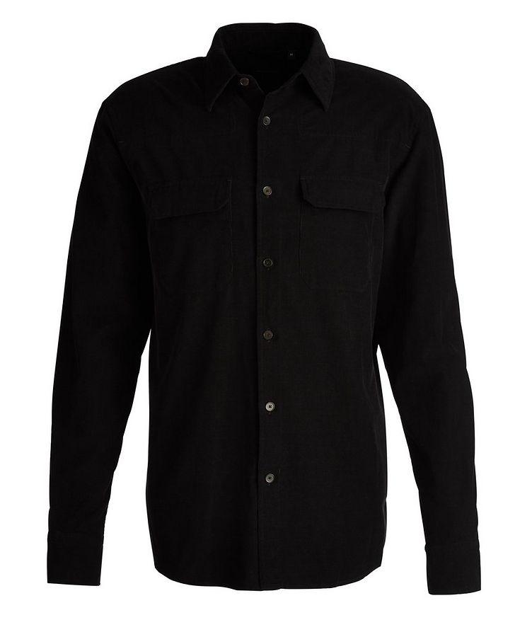 Mirco-Corduroy Shirt image 0