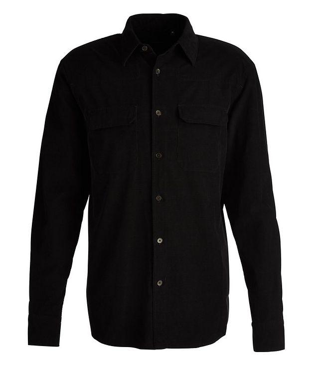 Mirco-Corduroy Shirt picture 1