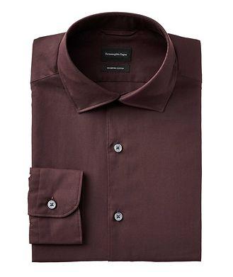 Ermenegildo Zegna Premium Cotton Shirt