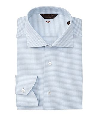 Ermenegildo Zegna Contemporary Fit Couture Dress Shirt
