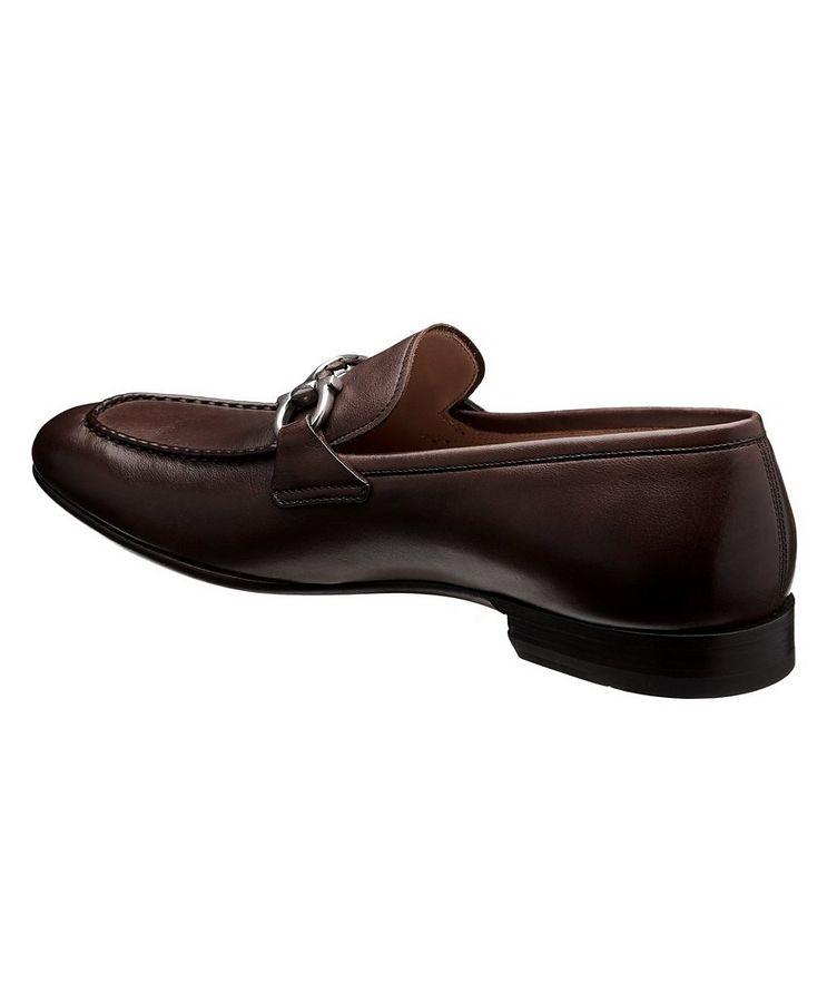 Gancini Bit Loafers image 1