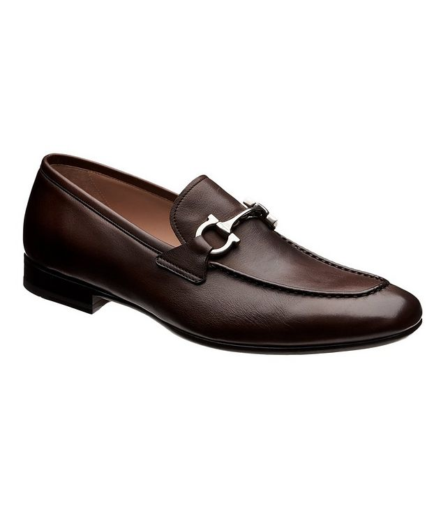 Gancini Bit Loafers picture 1