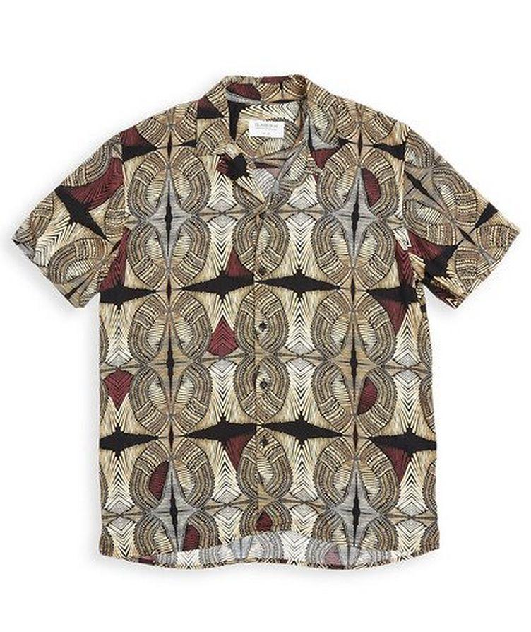 Rubrik Short-Sleeve Printed Shirt image 0