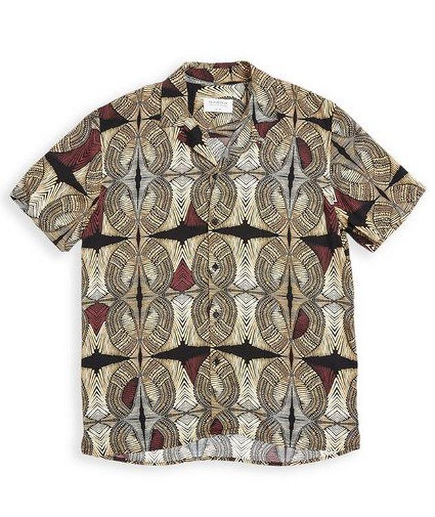 Rubrik Short-Sleeve Printed Shirt picture 1