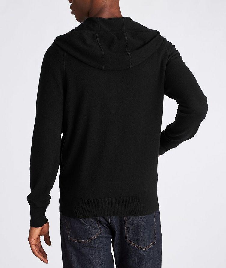 Zip-Up Cashmere Hoodie image 2