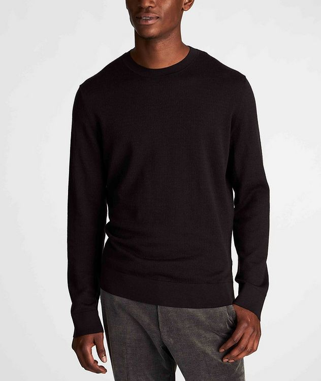 Wool, Cashmere, and Silk Sweater picture 2