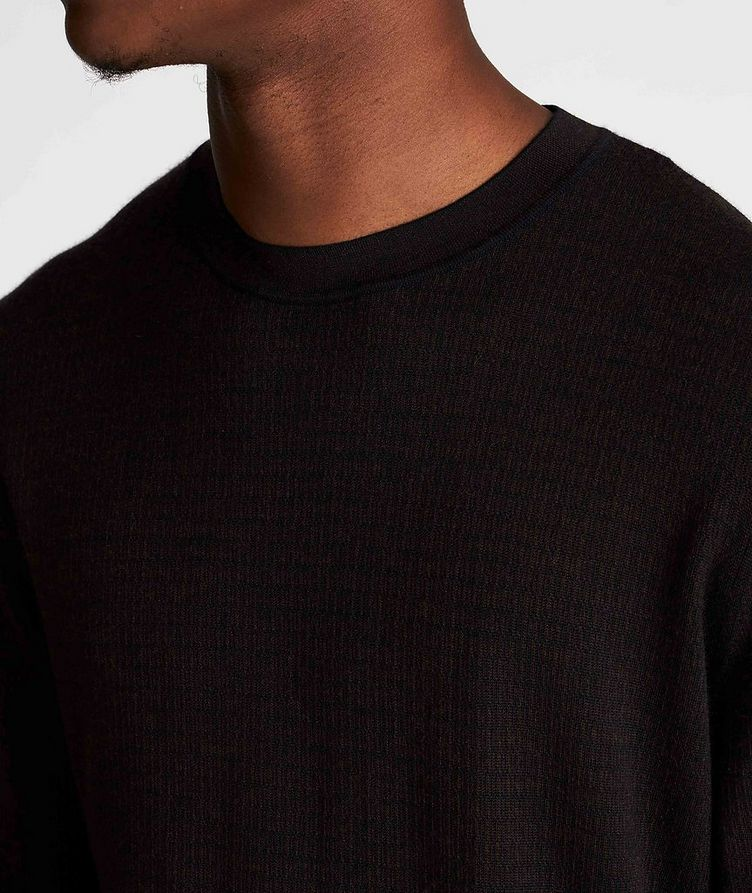 Wool, Cashmere, and Silk Sweater image 3