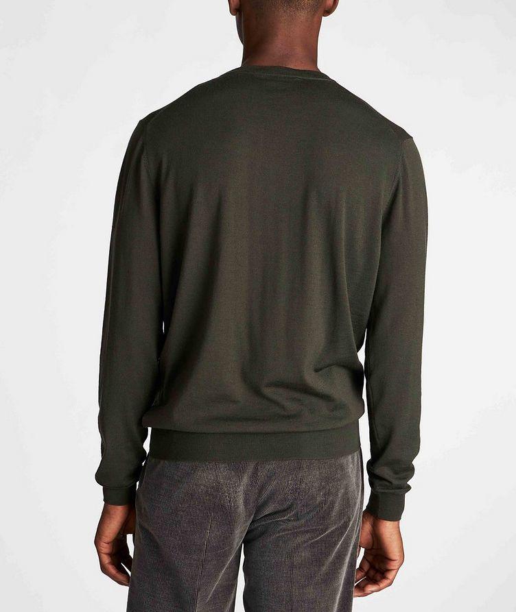 Pull en tricot de laine et cachemire image 2
