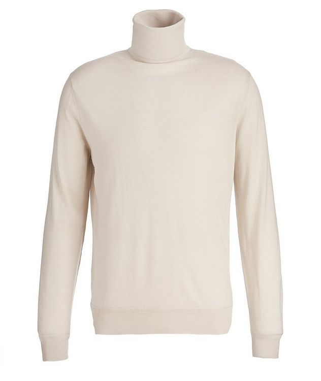 Wool-Cashmere Turtleneck picture 1