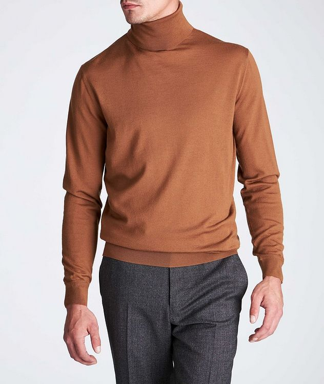 Wool-Cashmere Turtleneck picture 2