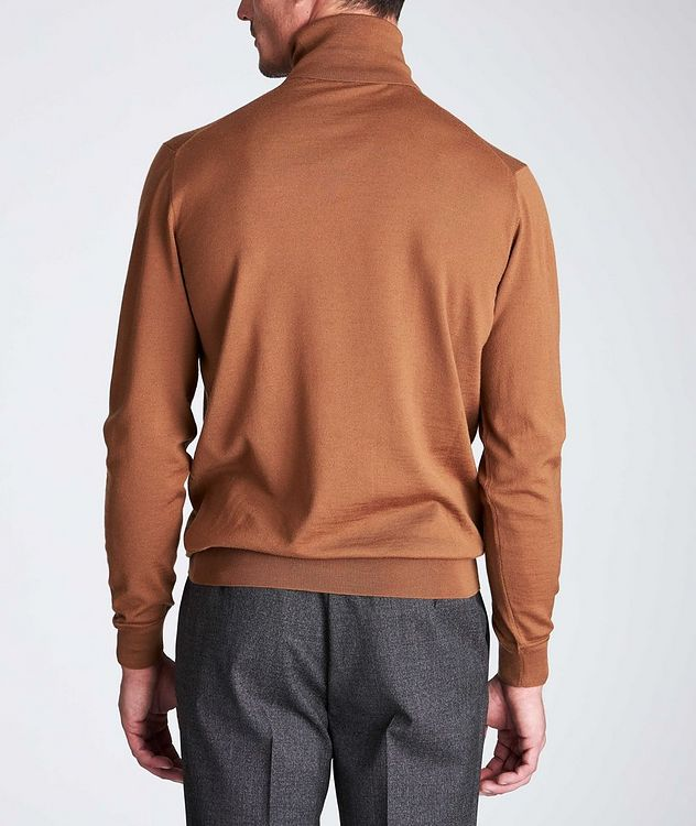 Wool-Cashmere Turtleneck picture 3
