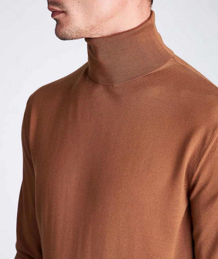 Wool-Cashmere Turtleneck image 3