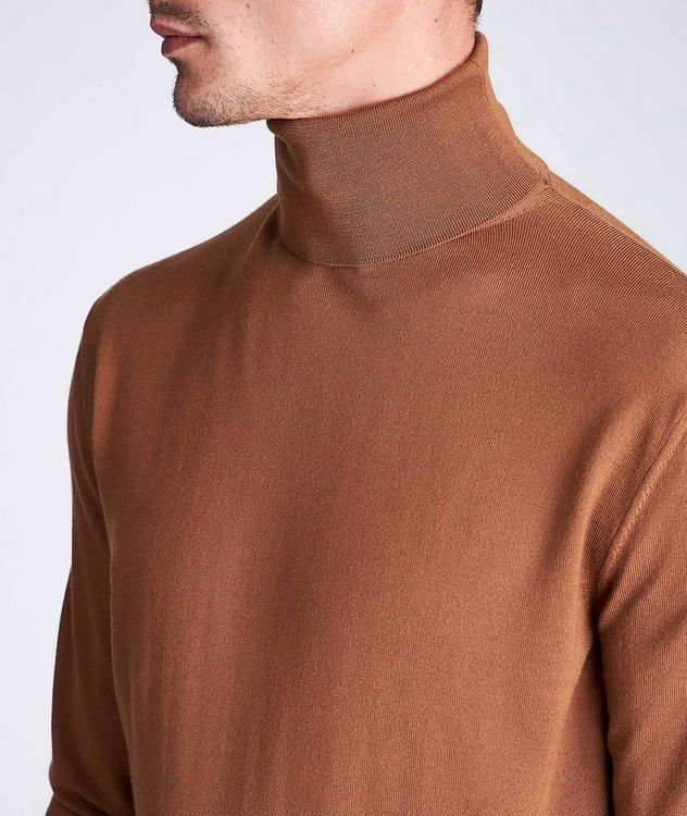 Wool-Cashmere Turtleneck picture 4